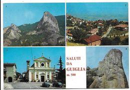 Saluti Da Guiglia (Modena). Vedutine. - Modena