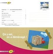 Carte PAP De Changement D'adresse - Prêts-à-poster:  Autres (1995-...)