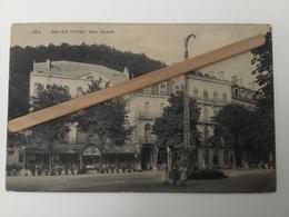 SPA LE GRAND HÔTEL DES BAINS PANORAMA,ANIMÉE 1908 - Spa