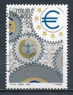 °°° ITALIA 1998 - GIORNATA DELL'EUROPA °°° - 6. 1946-.. Repubblica