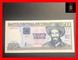 CUBA  20 Pesos  2004  P. 122  UNC - Cuba