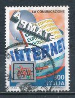 °°° ITALIA 1998 - GIORNATA DELLE TELECOMUNICAZIONI °°° - 6. 1946-.. Repubblica