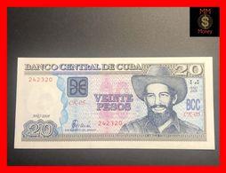 CUBA  20 Pesos  2008  P. 122  UNC - Kuba