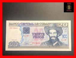 CUBA  20 Pesos  2009  P. 122  UNC - Kuba