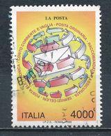 °°° ITALIA 1998 - GIORNATA DELLE POSTE °°° - 6. 1946-.. Repubblica