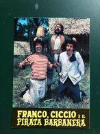 FRANCO FRANCHI E CICCIO INGRASSIA NEL FILM FRANCO CICCIO E IL PIRATA BARBANERA - Cinema