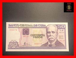 CUBA  50 Pesos  2003  P. 123  UNC - Cuba