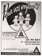 JIL Béatrice MALLET 1935 - Advertising