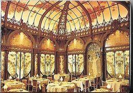 Boite D'allumettes-Restaurant La FERMETTE MARBEUF (Paris)--TBE - Boites D'allumettes
