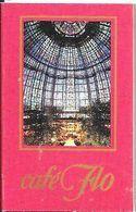 Boite D'allumettes-Café/Restaurant FLO- Paris--TBE - Boites D'allumettes