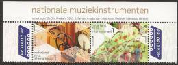 """HOLANDA/ PAISES BAJOS/  NEDERLAND /NETHERLANDS/ HOLLAND -EUROPA 2014- """"INSTRUMENTOS MUSICALES NACIONALES""""- SERIE De 2 V. - Europa-CEPT"""