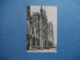 PARIS  -  75  -  Notre Dame  - Rue Du Cloître Notre Dame  -  Côté Nord - Notre Dame De Paris