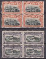 Belgisch Congo / Congo Belge PA 1/2 ** In Blok Van 4. Perfect Postfris - Congo Belge