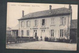CPA (15) Labesserette - Maison D'école - Frankrijk