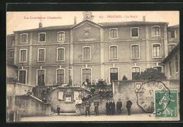 CPA Frouard, La Mairie,  Vue De Hôtel De Ville - Frouard