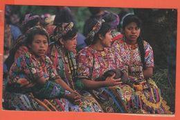 GUATEMALA - 20?? - 11.50 Queretaro (Mexico) - Concepción Chiquirichapa - Quetzaltenango - Donne In Costume Tradizionale - Guatemala