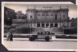 Italia - Napoli - Vecchia Macchina - Circa 1950 - Fotografia - 10cm X 7cm - Cygnus - Automobiles