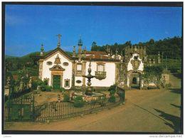 Vila Nova De Cerveira - Gondarém . Solar Da Loureira - Portugal (2 Scans) - Viana Do Castelo