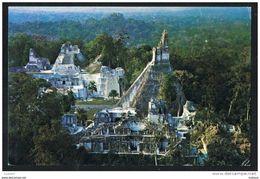 GUATEMALA - Acropolis - Obliteration Mecanique (2 Scans) - Guatemala