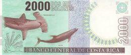 COSTA RICA P. 265d 2000 C 2003 UNC - Costa Rica