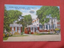 Manor Hotel Cottages  Biloxi  - Mississippi >   Ref 4188 - Autres