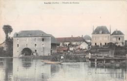 R388209 Luche. Sarthe. Moulin De Ponton. J. B. Le Mans. H. Rousseau. 1911 - Cartes Postales