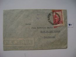 ARGENTINA - LETTER SENT FROM BUENOS AIRES TO PASO DE LOS LIBRES IN 1946 IN THE STATE - Argentina