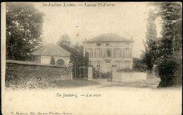 SINT PIETERS LEEUW : De Pastorij - La Cure - Sint-Pieters-Leeuw