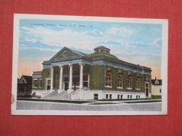 Christian Church   Oklahoma > Bartlesville     Ref 4189 - Bartlesville