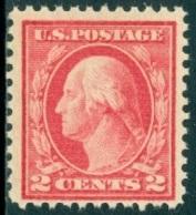 UNITED STATES OF AMERICA 1917-19 2c WASHINGTON** (MNH) - Etats-Unis