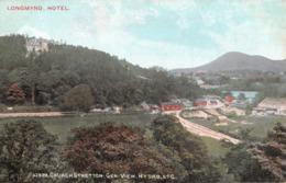 R391691 Longmynd Hotel. Church Stretton Gen. View. Hydro. Etc. Photochrom. Exclusive Photo Color Series. No. 24105 - Mondo