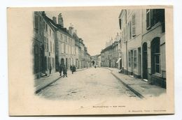 CPA  88 : NEUFCHATEAU   Rue Neuve    A  VOIR   !!!! - Neufchateau