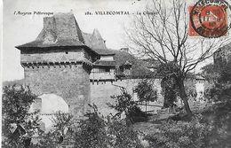Villecomtal. Le Chateau. - Altri Comuni