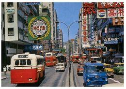 (A 37) Hong Kong Kowloon Nathan Road - Chine (Hong Kong)