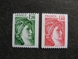 TB Paire N° 2103 Et N° 2104, Neufs XX. - France