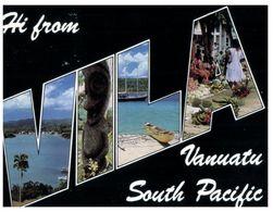 (A 37) Vanuatu - Vila (with Stamp) - Vanuatu