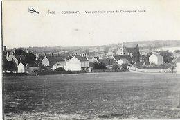 58 - Nièvre - CORBIGNY - - Vue Générale Prise Du Champ De Foire - Corbigny