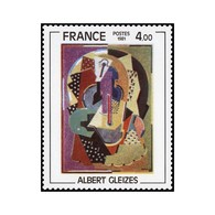 Timbre N° 2137 Neuf ** - Série Artistique. Oeuvre D'Albert Gleizes (1881-1953). - France