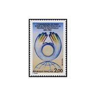 Timbre N° 2272 Neuf ** - Convention De Paris Pour La Protection De La Propreté Industrielle. - France