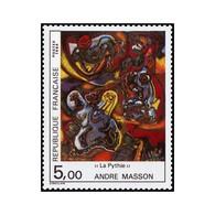 Timbre N° 2342 Neuf ** - Série Artistique. La Pythie, Oeuvre D'André Masson. - France