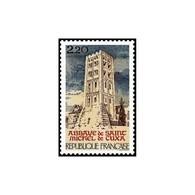 Timbre N° 2351 Neuf ** - Série Touristique. Abbaye Saint-Michel-de-Cuxa. - France
