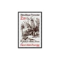 Timbre N° 2443 Neuf ** - Centenaire De La Naissance D'Henri Alain-Fournier (1886-1914). - France