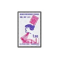 Timbre N° 2444 Neuf ** - Centenaire De L'enseignement Technique. - France