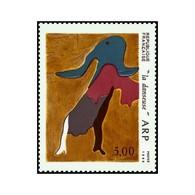 Timbre N° 2447 Neuf ** - Série Artistique. La Danseuse De Jean Arp. - France
