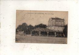 La Seyne-sur-Mer  (83) :  L'HOTEL DE LA PLAGE DES SABLETTES En 1910 PF. - La Seyne-sur-Mer