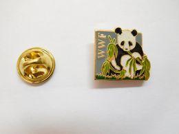 Beau Pin's , WWF , Panda , World Wildlife Fund - Animals