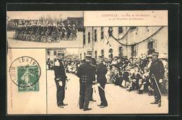 CPA Lunéville, La Fete De Sidi Brahim Au Gelaufen Bataillon Des Chasseurs - Non Classés
