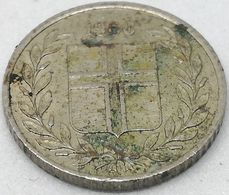 Moneda 1966. 10 Aurar. Islandia. KM 10. MBC - Islande