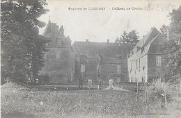58 - Nièvre - CORBIGNY - Environs - Château De Coulon - Corbigny