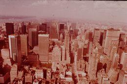 Photo Diapo Diapositive Slide ETATS UNIS N°2 New York Coeur De Manhattan VOIR ZOOM - Diapositives
